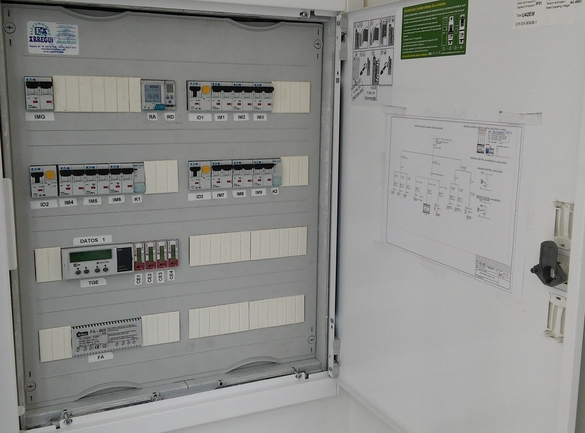 Monitorizazio, Gainbegiratze eta Kudeaketa Sistemen Instalazioa