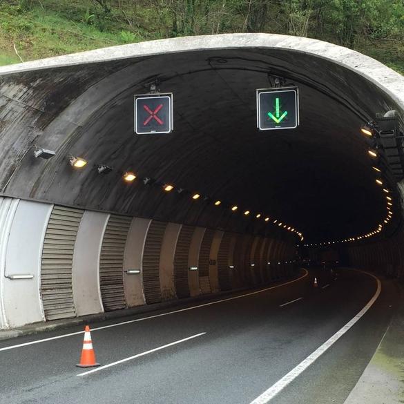 San Lorentzo, tunelen segurtasuna, MEIK, tunela
