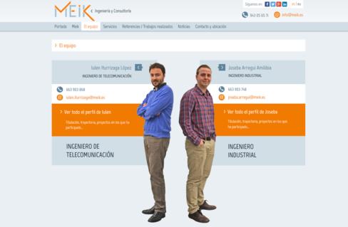 MEIK, MEIK Ingeniería y Consultoría