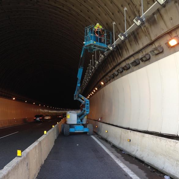MEIK, Carreteras, Túnel, Seguridad en Túnel, Alumbrado Público, Eficiencia energética