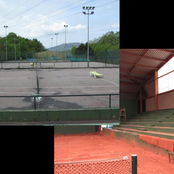 Tenis Txingudi, instalaciones, MEIK