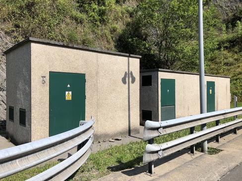 MEIK; túnel; Lesarri; ITS; seguridad en túneles