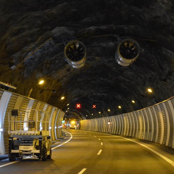 San Lorentzo, seguridad de túneles, túnel, MEIK